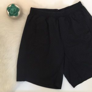 Lululemon | shorts with attached undies